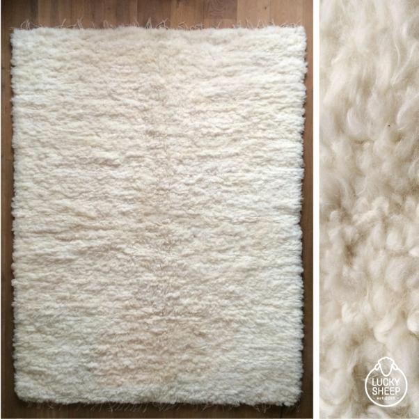 the big white carpet